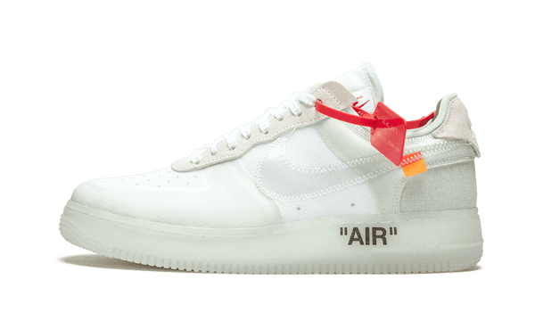 Nike Air Force 1 Low Off-White The Ten - AO4606-100 - Notorious ...