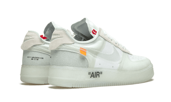 "Air Force 1 Low Off-White ""The Ten"""