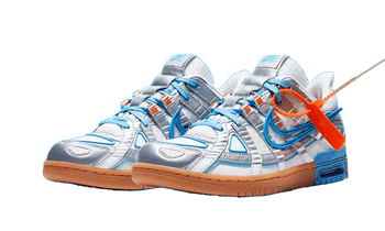 "Air Rubber Dunk Off-White ""UNC"""