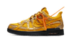 "Air Rubber Dunk Off-White ""University Gold"""