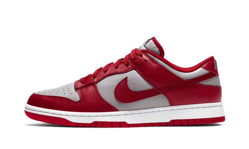 "Dunk Low ""UNLV"" side"