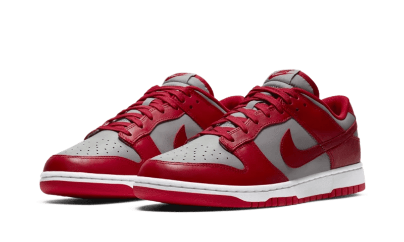 "Dunk Low ""UNLV"" front pair sneakers"