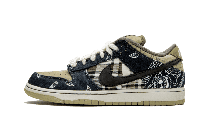 SB Dunk Low Travis Scott