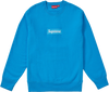 "Supreme Box Logo Crewneck ""Bright Royal"""