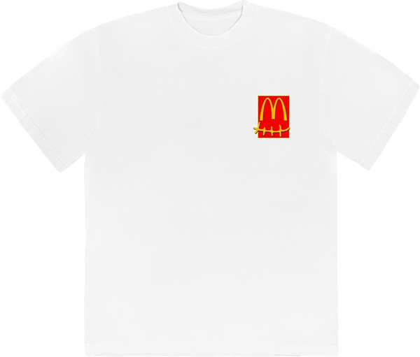 "Action Figure Series T-Shirt ""Blanc"""