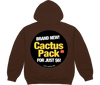 "Cactus Pack Sticker ""Marron"""