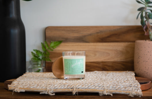 Eucalyptus Small Soy Candle