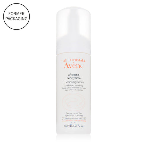 Avène Cleansing Foam (5.07 oz / 150 ml)