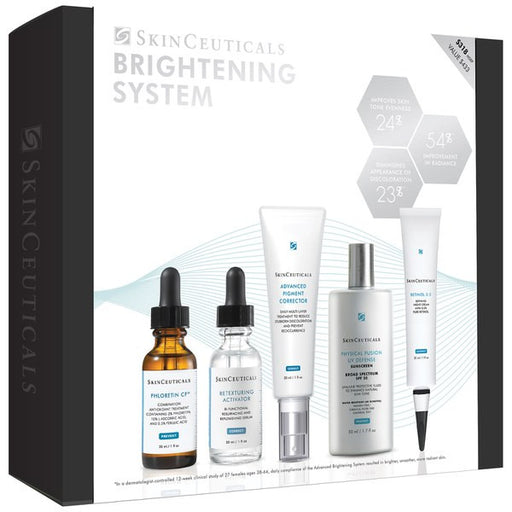 SkinCeuticals Advanced Brightening System (5-Pieces) - DISCONTINUED