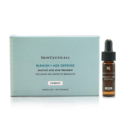 SkinCeuticals Blemish + Age Defense Travel Sample Sizes - 5 bottles (4 ml each)