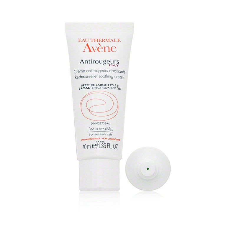 Avène Antirougeurs DAY Redness Relief Soothing Cream SPF 25 (1.35 oz / 40 ml)
