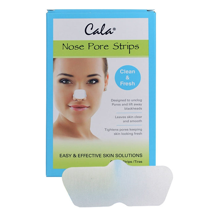 Cala Deep Cleansing Nose Pore Strips (6 Strips)