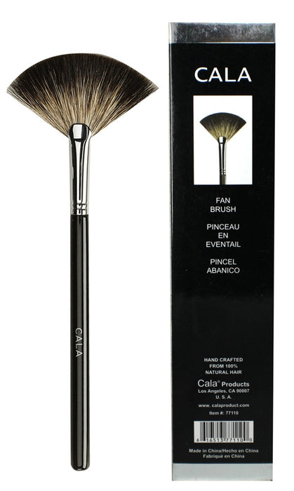 Cala Cosmetics Luxury Fan Brush