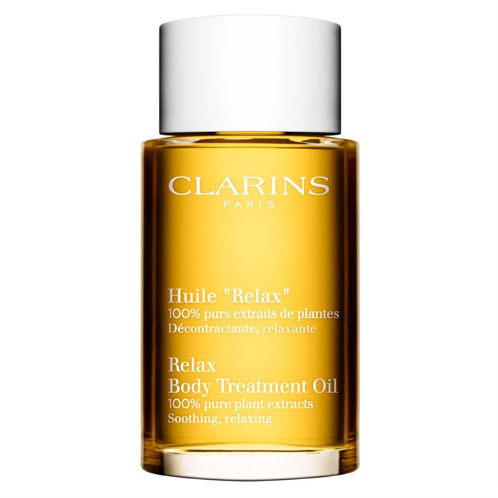 Clarins Relax Body Treatment Oil (3.4 oz / 100 ml)