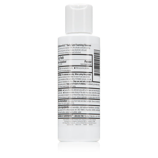Obagi CLENZIderm Daily Care Foaming Cleanser (4 oz / 118 ml)
