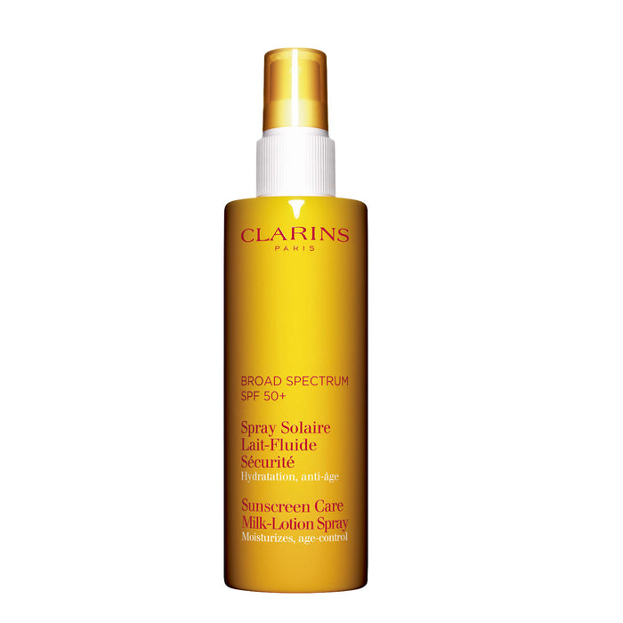 Clarins Sun Care Milk-Lotion Spray SPF 50+ (5.3 oz / 150 ml)