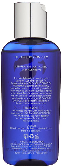 iS Clinical Cleansing Complex (6 oz / 180 ml)