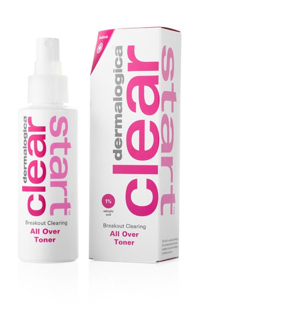 Dermalogica Breakout Clearing All Over Toner (Formerly known as All Over Clear) (4 oz)