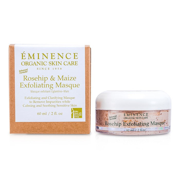 Eminence Rosehip & Maize Exfoliating Masque (2 oz)