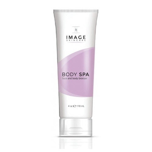 IMAGE Skincare Body Spa Face and Body Bronzer (4 oz)