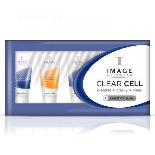 IMAGE Skincare Clear Cell Trial Kit (5-piece / 0.25 oz each)