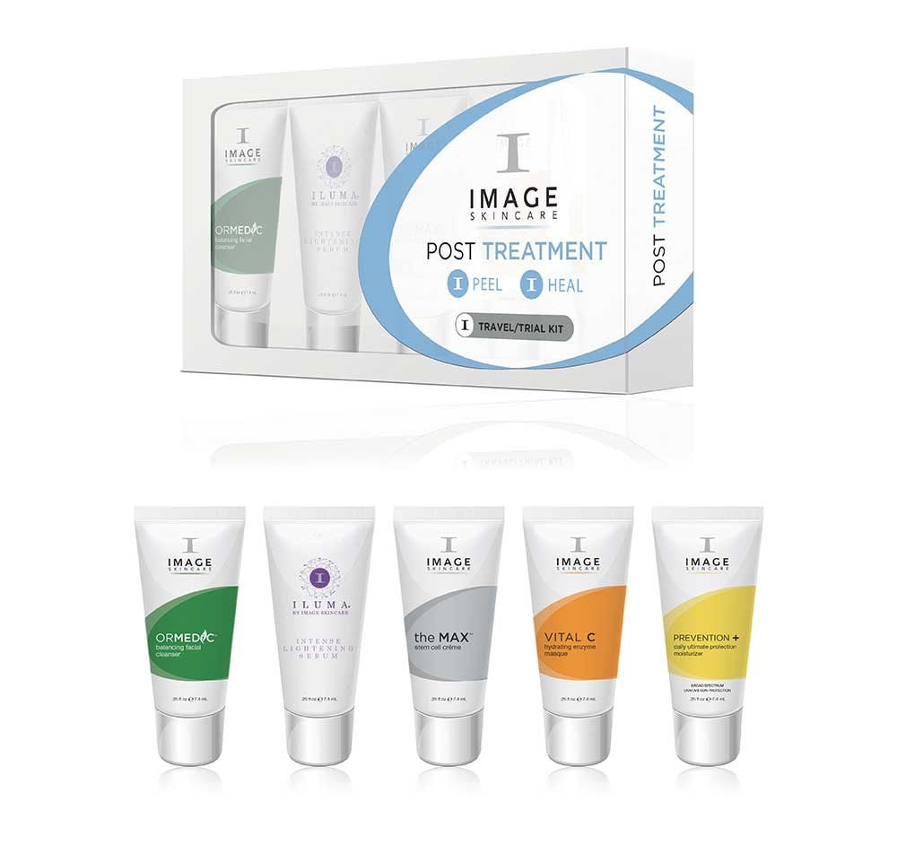IMAGE Skincare Post-Treatment Trial Kit (5-piece / 0.25 oz each)