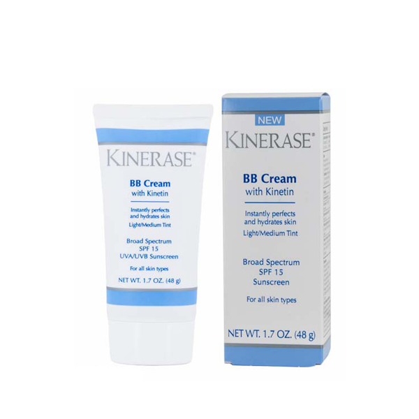 Kinerase BB Cream SPF 15 with Kinetin (1.7 oz / 50 ml)