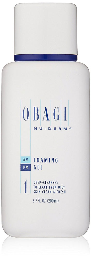 Obagi Nu Derm Foaming Gel (6.7 oz / 198 ml)