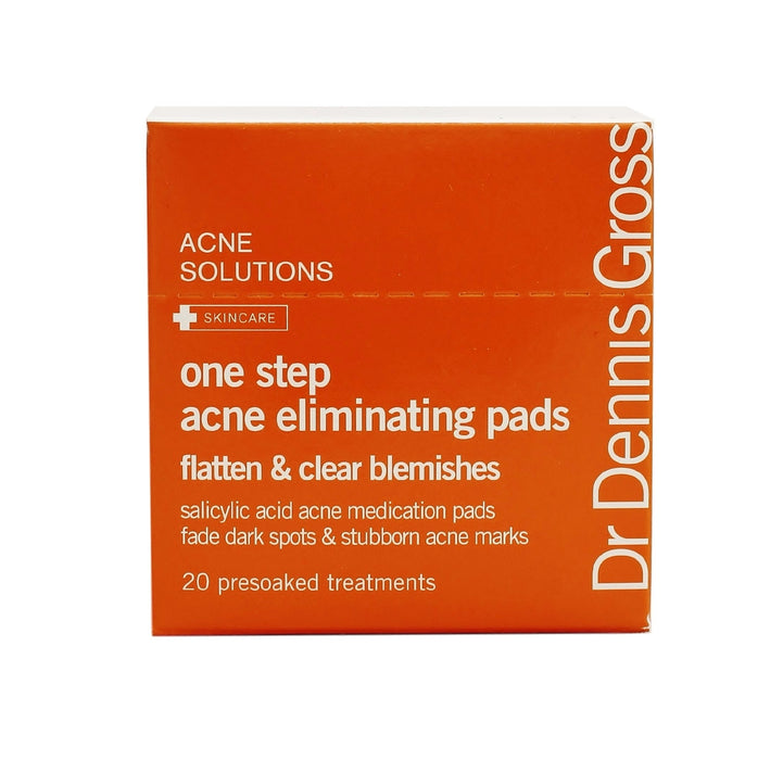 Dr. Dennis Gross One Step Acne Eliminating Pads  (45 pads)
