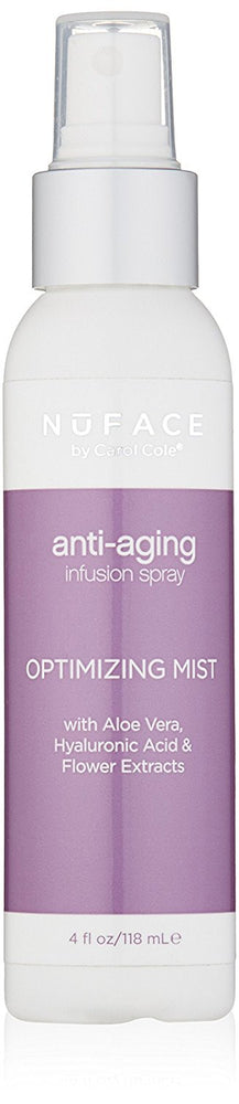 NuFace Optimizing Mist Anti-Aging Infusion Spray (4 oz / 118 ml)