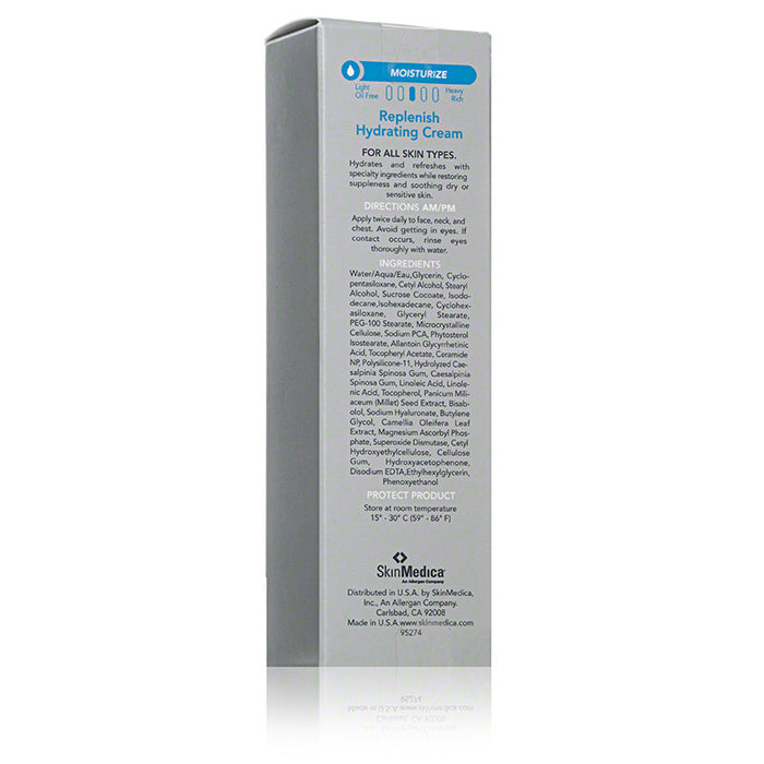 SkinMedica Replenish Hydrating Cream (2 oz / 60 ml)