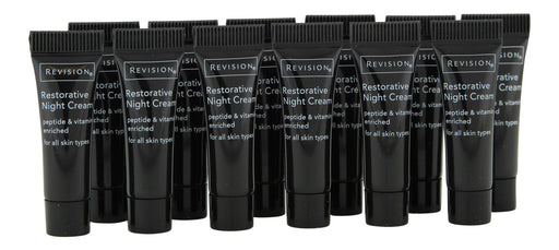 Revision Skincare Restorative Night Cream (Sample Pack of 12 / 0.5 oz Each)
