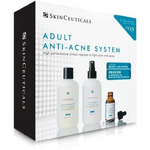 SkinCeuticals Adult Acne System (Full Sizes) - Back Ordered