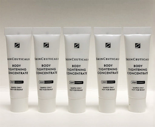 SkinCeuticals Body Tightening Concentrate Travel Sample Size (5 Tubes)
