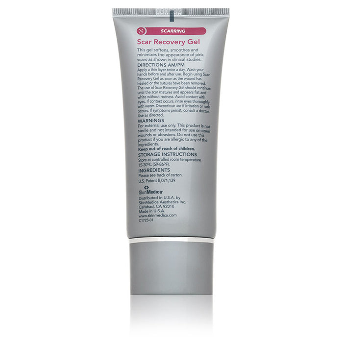 SkinMedica Scar Recovery Gel with Centelline™ (2 oz / 60 ml)