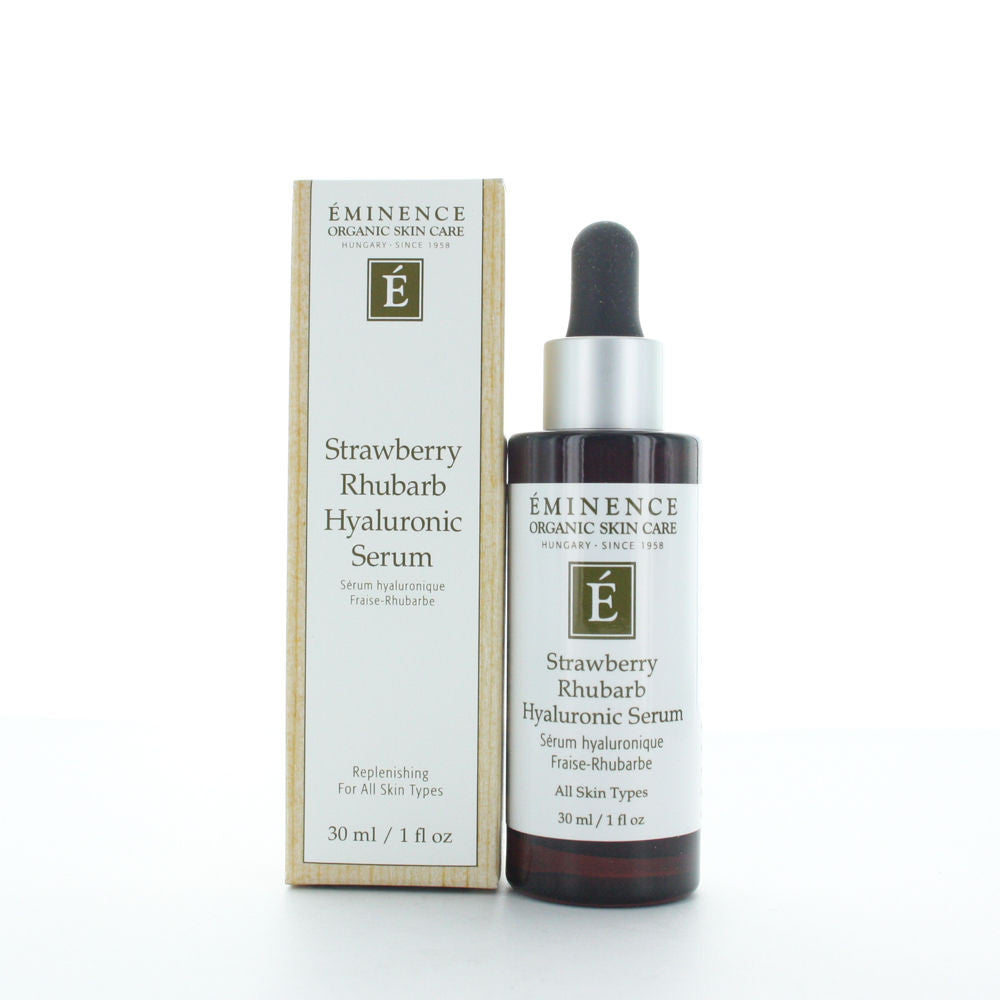 Eminence Strawberry Rhubarb Hyaluronic Serum (1 oz)