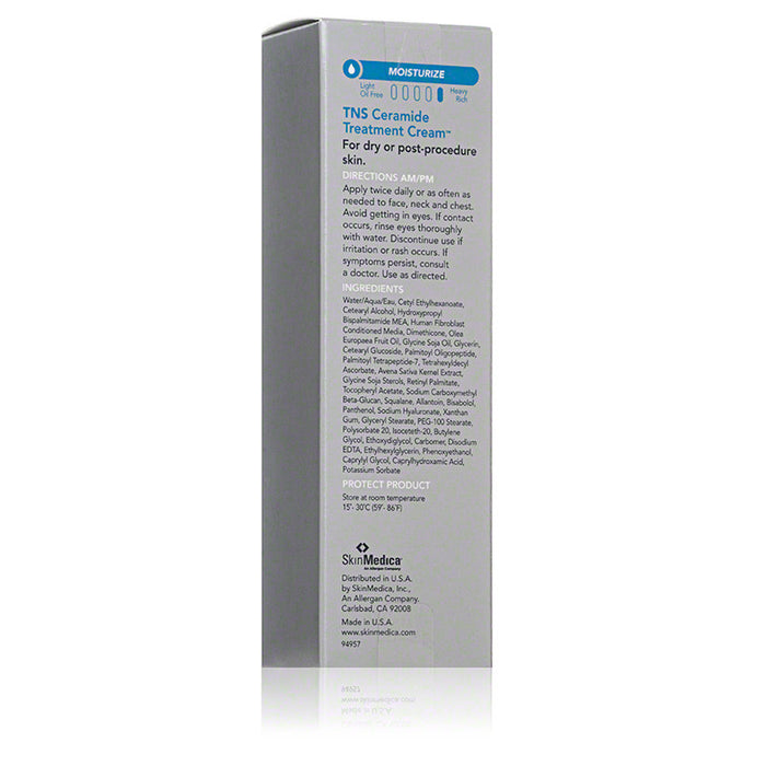 SkinMedica TNS Ceramide Treatment Cream (2 oz / 60 ml)