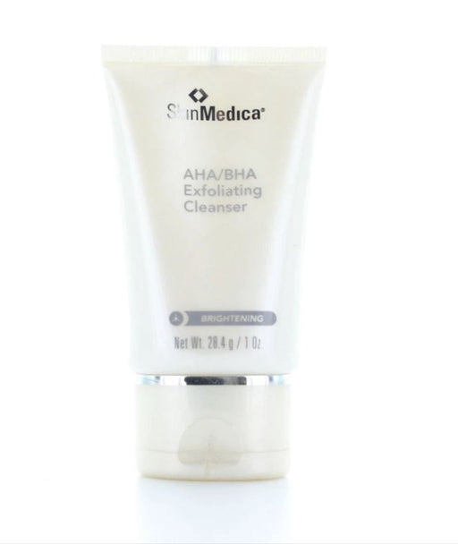 SkinMedica AHA/BHA Exfoliating Cleanser Travel Sample Size (6 tubes)
