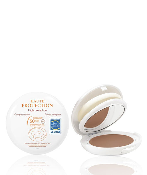 Avène High Protection Tinted Compact SPF 50 (0.35 oz / 10 g)