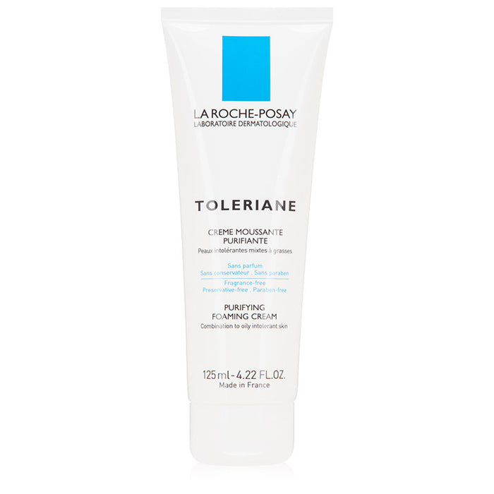 La Roche-Posay Toleriane Purifying Foaming Cream (4.22 oz / 125 ml)