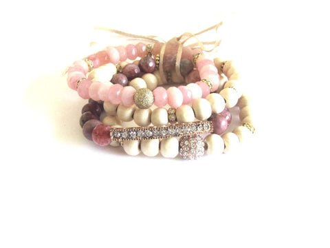 Pink Stardust Stack