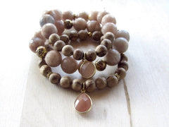 Sunstone Vintage Rose Stack