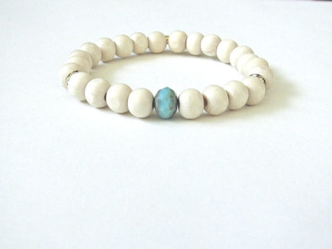 Light Wood Ibiza Bracelet