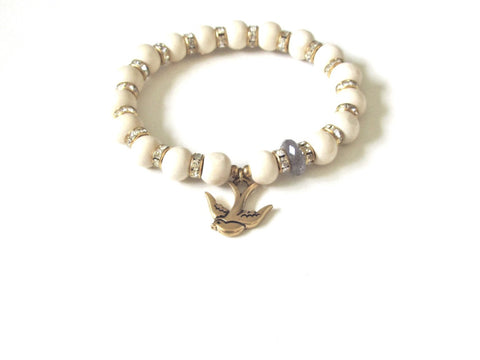 Tresor Light Wood Sparrow Bracelet