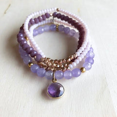 Lilac Wanderlust Stack