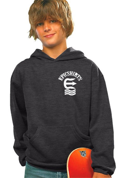 upwelling pullover hoodie youth