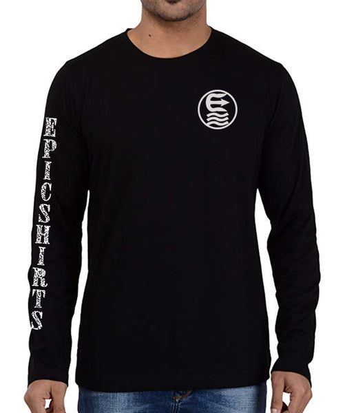 faded adult long sleeve