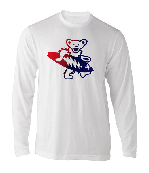 froth bolt bear l/s tee