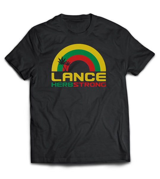 lance herbstrong mens s/s tee