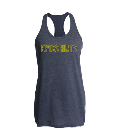 takeoff ladies racerback tank